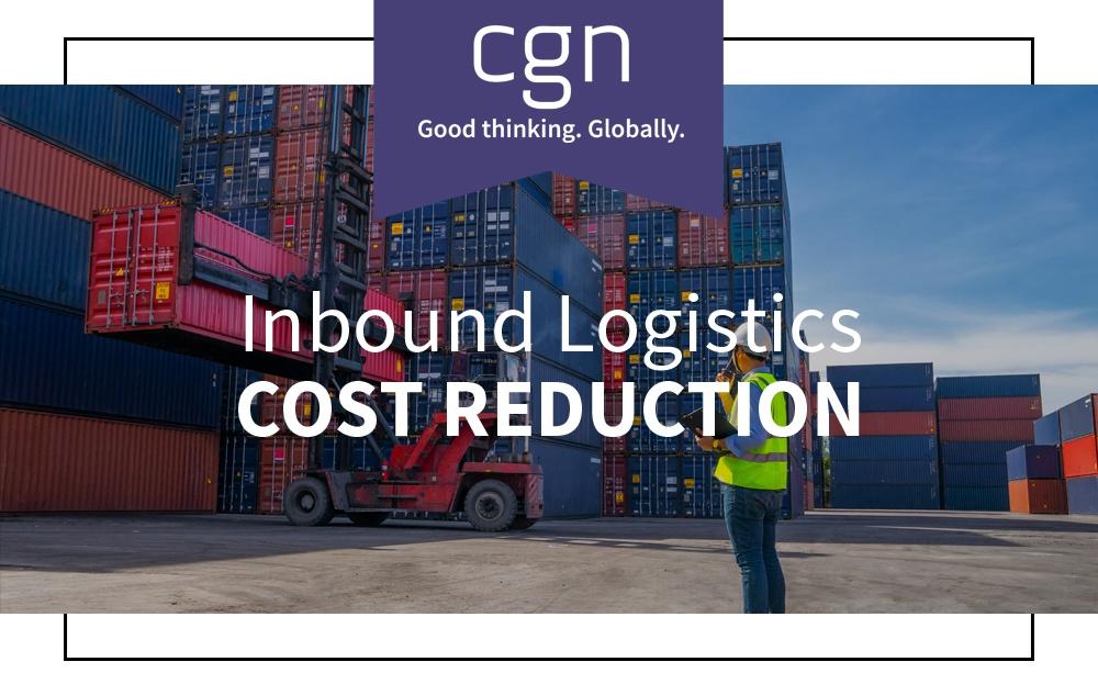 CGN Emailer Inbound_Logisitics