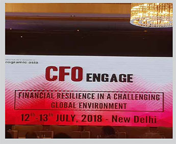 CFO Engagement Summit - July 2018