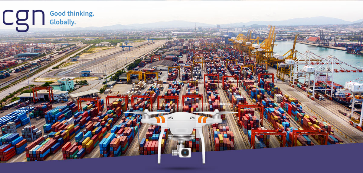 How Drones are set to impact the logistics industry in India - Graphic